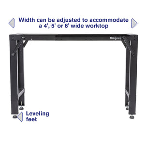Adjustable Steel Frame