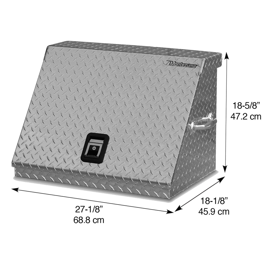 26 x 18 in. Aluminum Triangle® Toolbox