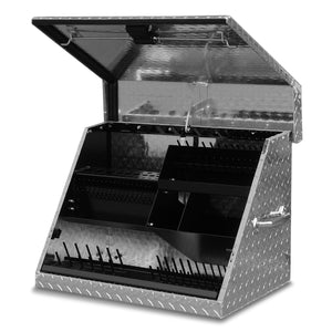 Montezuma triangle portable toolbox SE250AL