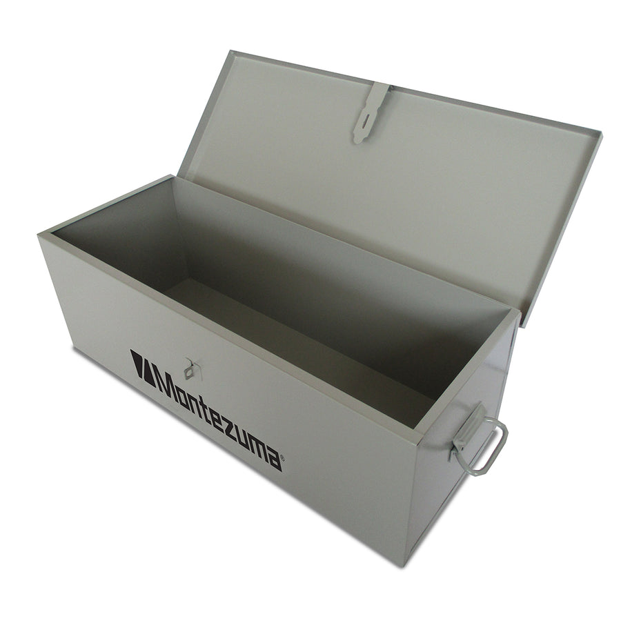 "Montezuma 30"" Jobsite Storage Box, industrial tool box"
