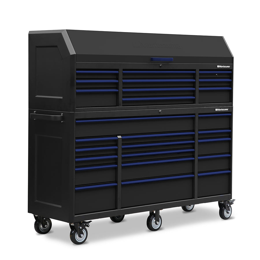 72 x 24 in. 10-Drawer Tool Chest