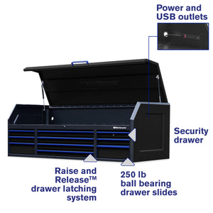 72 x 30 in. 10-Drawer Tool Chest