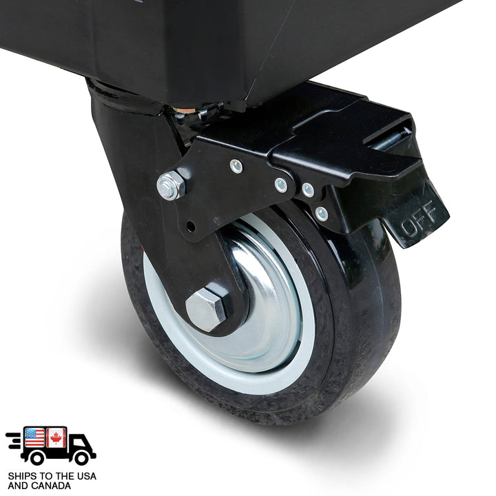 6 x 2 in. PU Swivel Caster – 302231