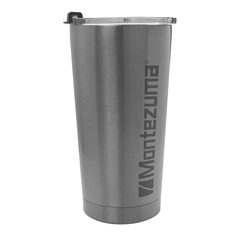 Montezuma cup for cold or hot drinks