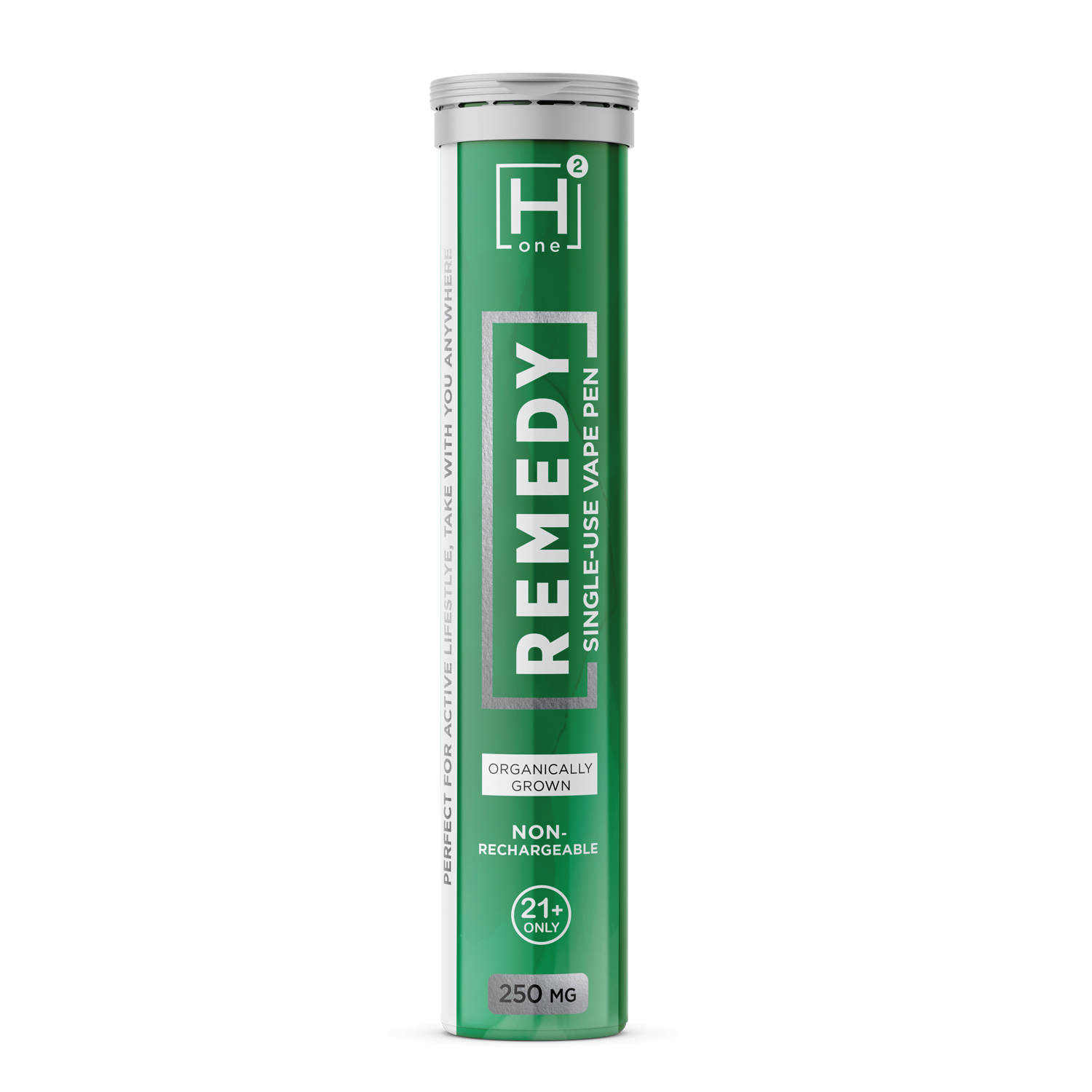 REMEDY SINGLE-USE CBD VAPE PEN - Hemp Health One