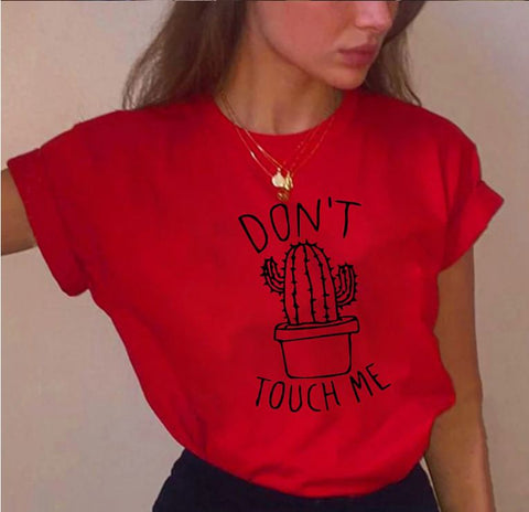 Don't Touch Me T-shirt™ - Luxury Goods Mall