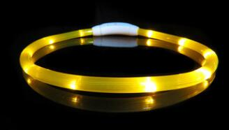 Flashing Led Dog Collars - Luxury Goods Mall