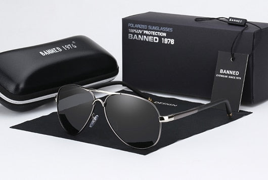 Men HD Polarize Sunglasses™ - Luxury Goods Mall