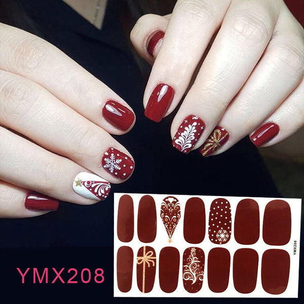 Instant Nail Polish Sticker II™ - Luxury Goods Mall