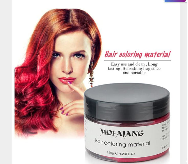 No-Rinse Hair Color Wax™ - Luxury Goods Mall
