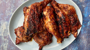 Plum Berry BBQ Chicken