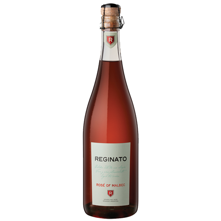 Reginato Sparkling Rose  of Malbec