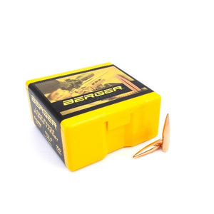 Berger 6.5mm 153.5gr Long Range Hybrid Target - BLUE COLLAR RELOADING