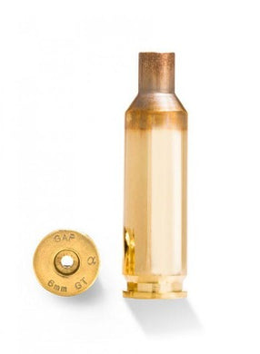 Alpha 6mm GT Brass - BLUE COLLAR RELOADING