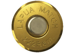 Lapua 222 Remington Match Brass  #4PH5002 - BLUE COLLAR RELOADING