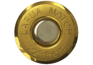Lapua 223 Remington Match Brass  #4PH5003 - BLUE COLLAR RELOADING