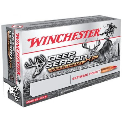 Winchester 270 WSM 130gr Copper Extreme Point