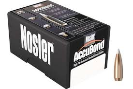 Nosler 6.5mm 140gr AccuBond  #57873