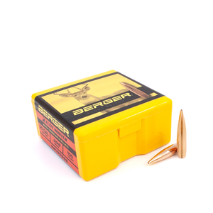 Berger 30cal 205gr Elite Hunter #30555 - BLUE COLLAR RELOADING