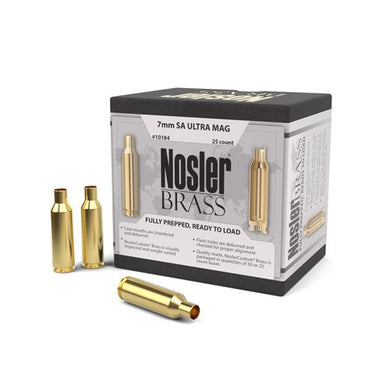 Nosler 7mm SAUM Brass #10184 - BLUE COLLAR RELOADING