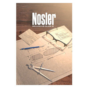 Nosler Reloading Guide 8th Edition - BLUE COLLAR RELOADING