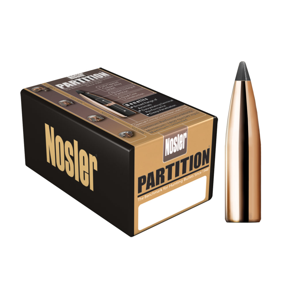 Nosler 338cal 250gr Partition  #35744 - BLUE COLLAR RELOADING