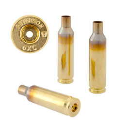 Peterson 6mm XC Brass - BLUE COLLAR RELOADING