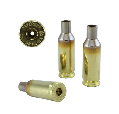 Peterson 6mm BR Norma Brass - BLUE COLLAR RELOADING