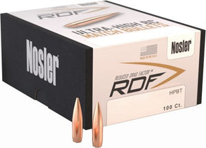 Nosler 6mm 105gr RDF  #53410 - BLUE COLLAR RELOADING