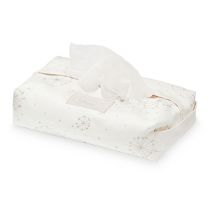 Cam Cam baby wipes cover - Dandelion natural