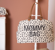 Loading image in Gallery view, Childhome mommy bag - Leopard