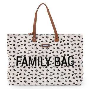 Childhome family bag - Leopard