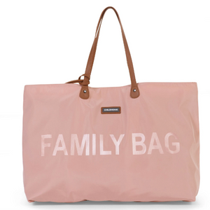 Childhome family bag - Pink / copper