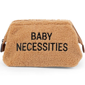 Childhome baby necessities toiletry bag - Teddy