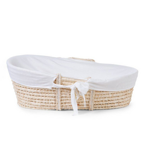 Childhome Moses basket cover - Off white
