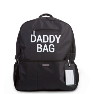 Childhome daddy bag - Zwart