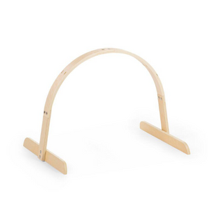 Childhome wooden baby gym round - Natural