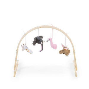 Childhome baby gym toys animals - Set of 4