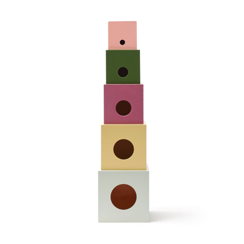 Kid's Concept wooden stacking blocks
