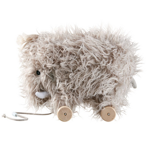 Kid's Concept wooden pull toy - Mammoth