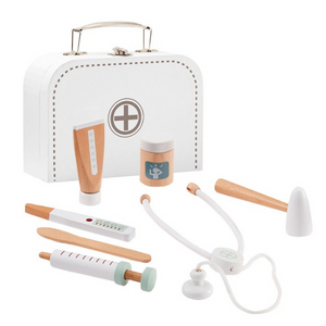 Kid's Concept doctor's case - White