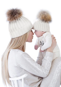HAT FOR MOMMY AND BABY