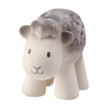 Load image into Gallery view, Tikiri bath toy with bell - Sheep