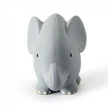 Load image into Gallery view, Tikiri bath toy with bell - Elephant