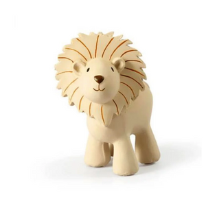 Tikiri bath toy with bell - lion