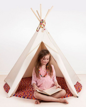 Load image to Gallery view, Roommate Hippie Tipi Tent - Natural