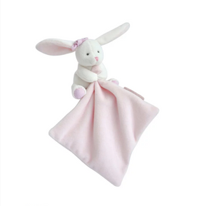 Doudou cuddle cloth - Rabbit with bow