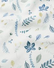 Load image in Gallery view, Cam Cam comforter set 100x140cm - Pressed leaves blue