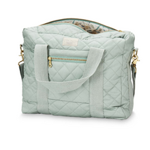 Load image in Gallery view, Cam Cam diaper bag - Misty green
