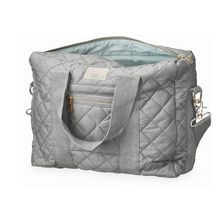 Load image in Gallery view, Cam Cam diaper bag - Gray